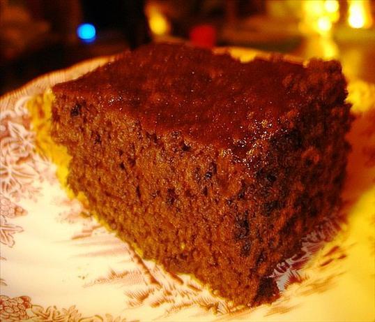 Mrs Jones' Magic Cake