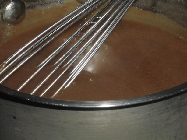 Madeira Game Sauce