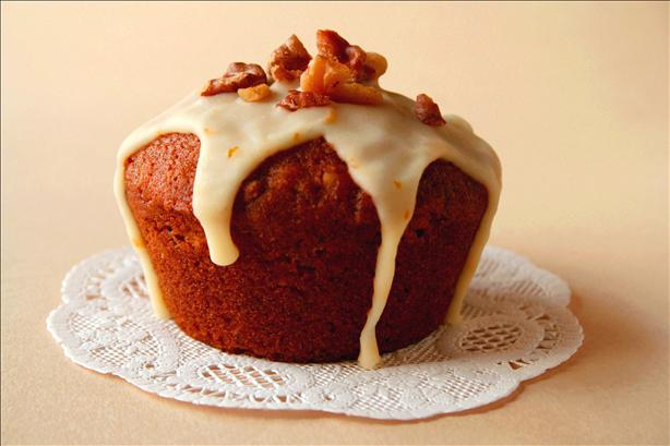 Autumn Pumpkin Muffins
