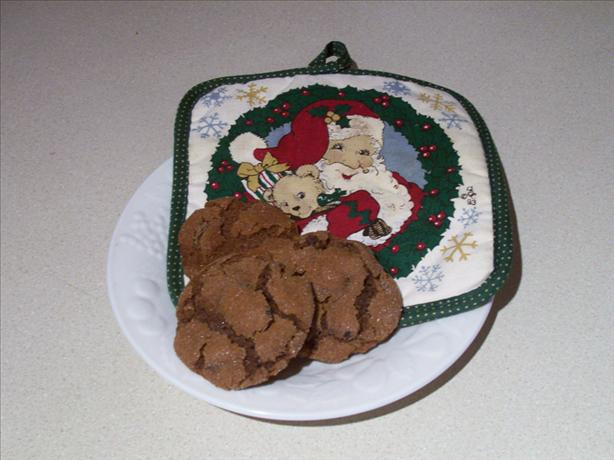 Raisin Gingersnaps
