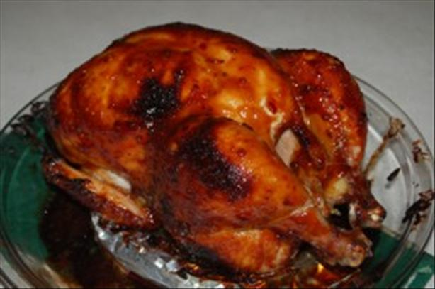 Far-Eastern Smoked Chicken