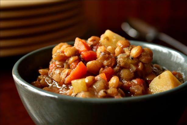 Easy Lentil Stew