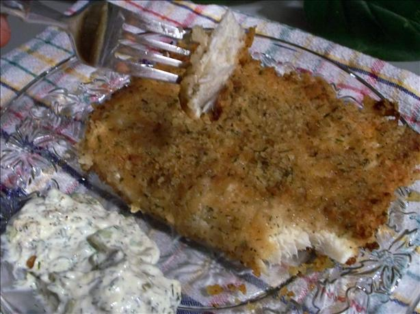 Crispy Oven Fish