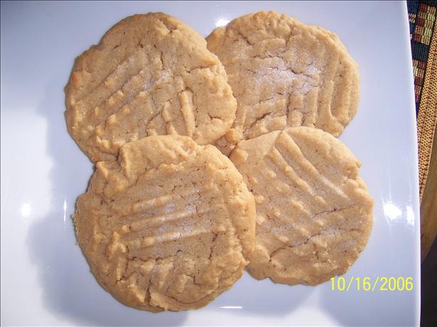 Rogene's Peanut Butter Cookies