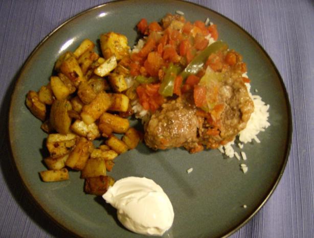 Pan-Fried Potatoes With Paprika and Lemon