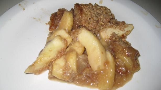 Mabon Lunch Crumble