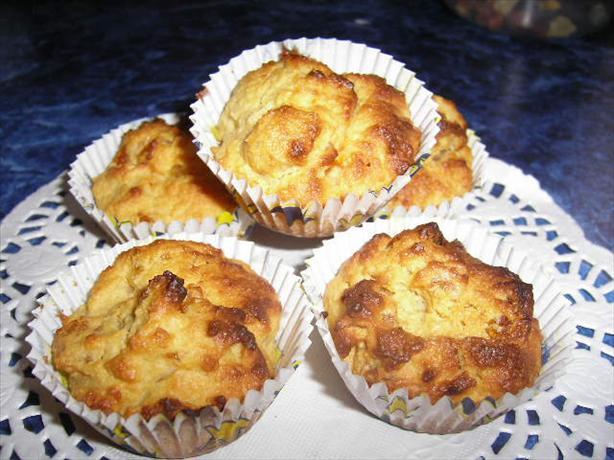 Apricot Bran Honey Cakes