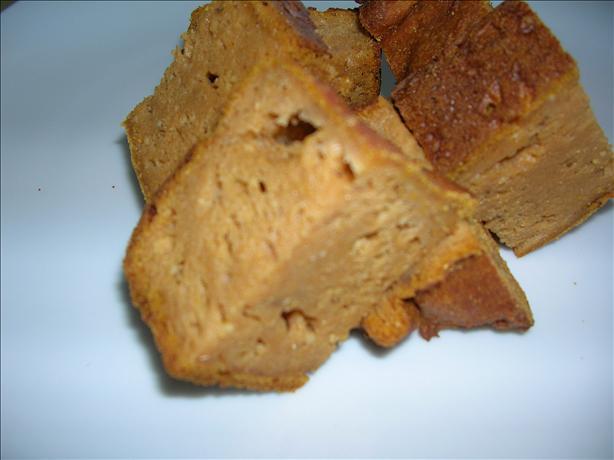 Gluten-Free Pumpkin Nuggets