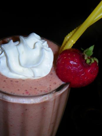 Strawberries and Cream Coffee