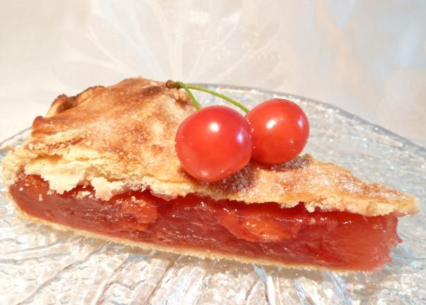 Mom's Fantastic Cherry Pie