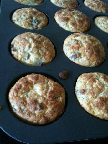 Low Carb Breakfast Muffins