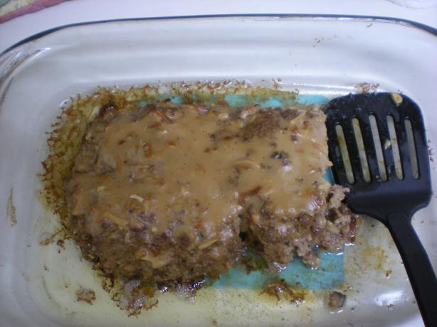 Salisbury Steak-Meatloaf