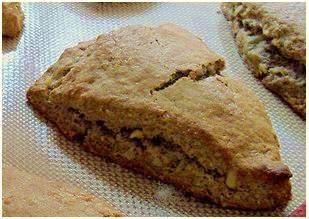 Buckwheat Cornmeal Scones
