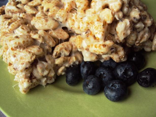 A Wheat Krispies Treat