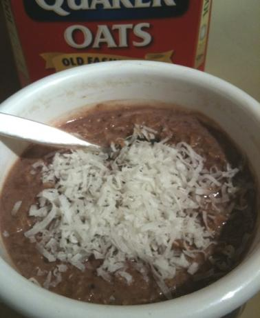 Mounds Oatmeal