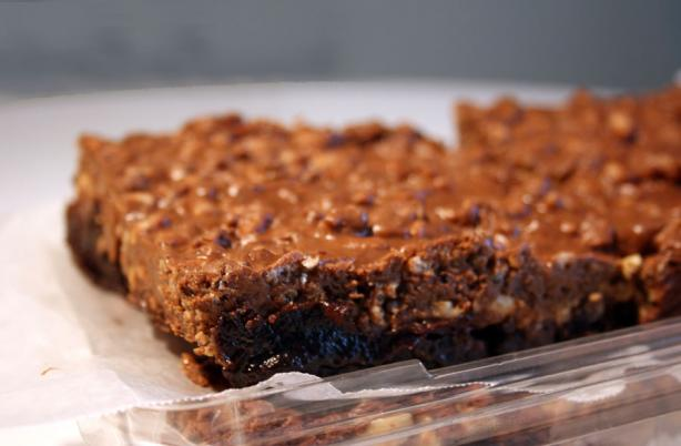 """better-Than-Crack"" Brownies"