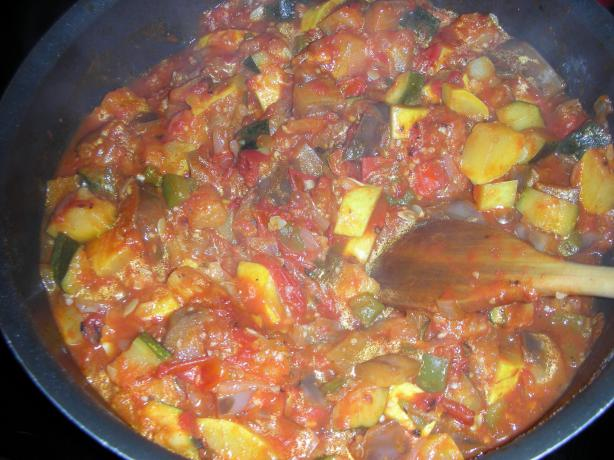 Farmers Market Ratatouille