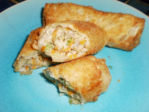 Egg Rolls- Cheap & Easy