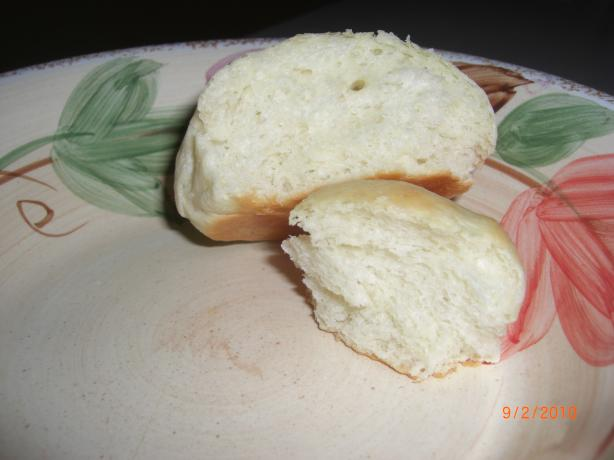 Light Low Cal Yeast Rolls
