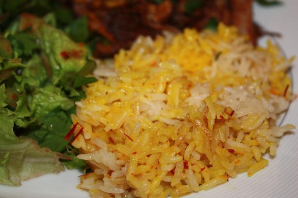 Saffron Rice