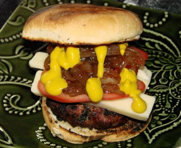 Dad's Day Burgers