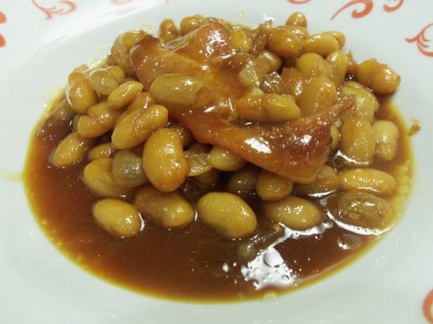 Cindy's Best Baked Beans