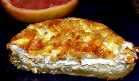 Cheese Quiche Supreme