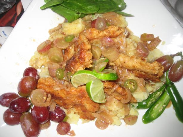 Serrano Chili Chicken