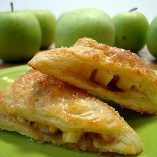 Curried Apple Turnovers