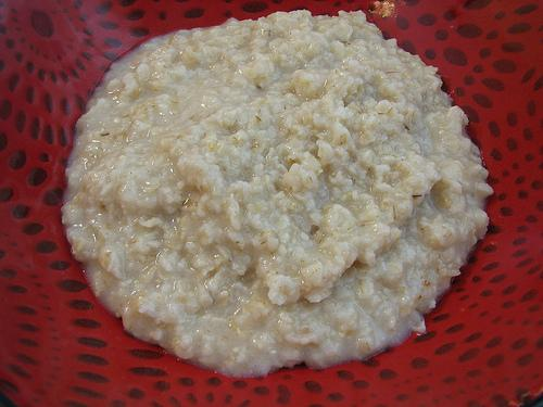 Creamy Oatmeal (Food Storage)