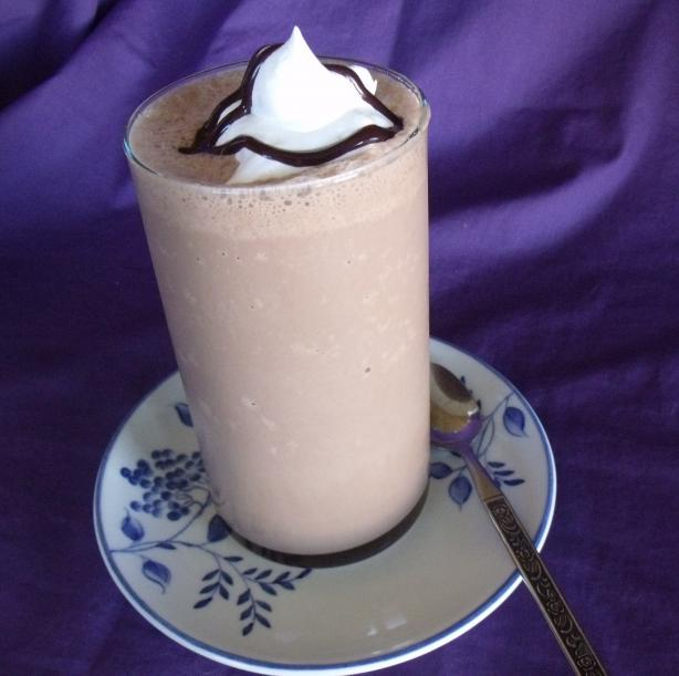Triple Chocolate Shake