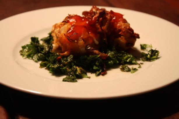 Vegetable Pakoras With Mint and Cilantro Chutney