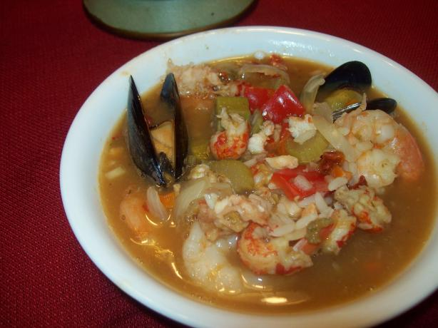 Big Daddy's Seafood Gumbo