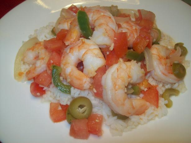 Shrimp Jalapeno