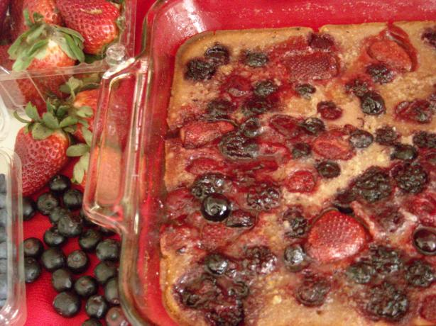Fruit Cobbler Carolina