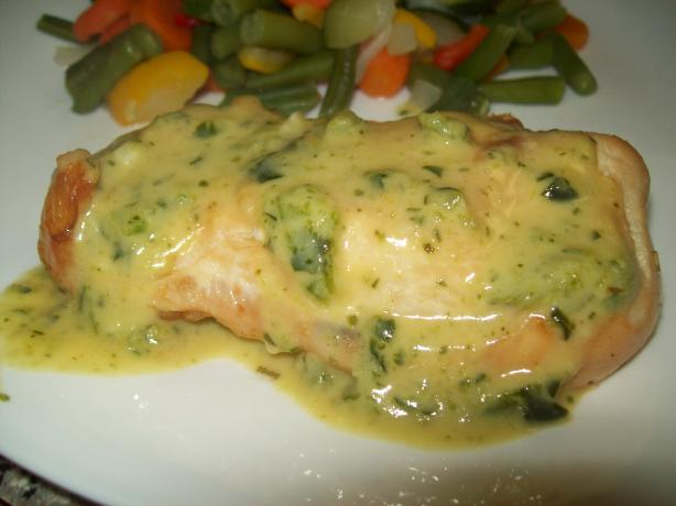 Creamy and Dreamy Poblano Chicken
