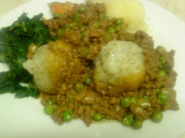 Wicklewood's Herb Dumplings (Gluten Free)