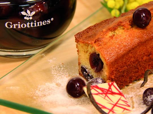 Griottine Cake