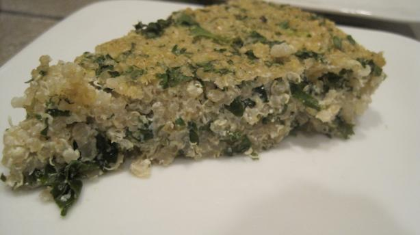 Spinach and Roasted Garlic Tart