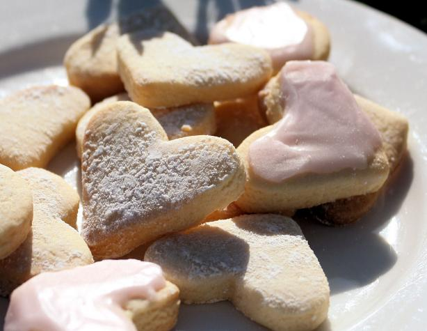 Love and Hugs Cookies- Sugar Cookies