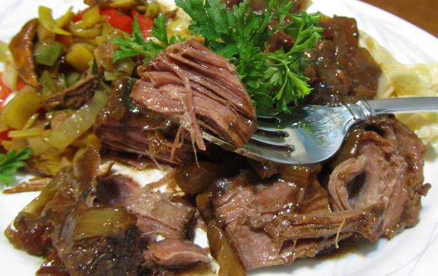 Amazing Pot Roast