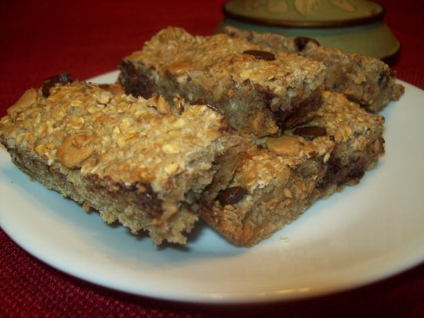 Elvis Oatmeal Bars