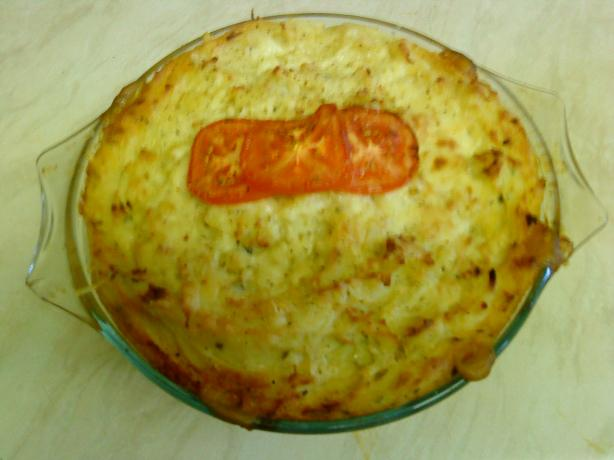 Wicklewoodwench's Shepherd's Pie Wiv Attitude
