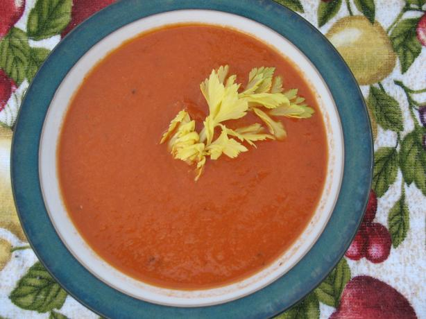 Three Tomato Soup