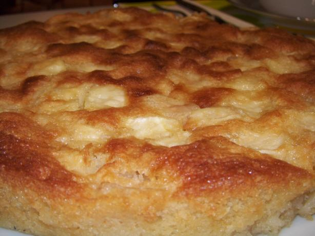 Apple Cake (Dorie Greenspan)