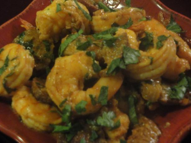 Shrimp and Chorizo Tapas by Emeril