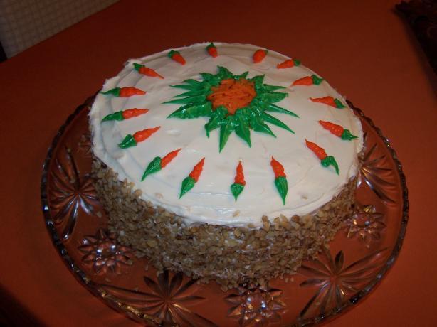 Chef Og's Best Carrot Cake