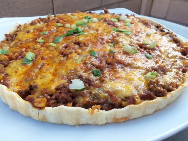 Cheeseburger Tart
