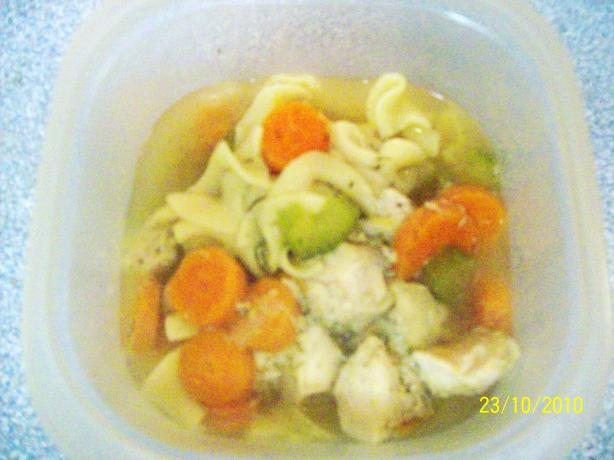 Spurlocks Chicken Noodle Soup