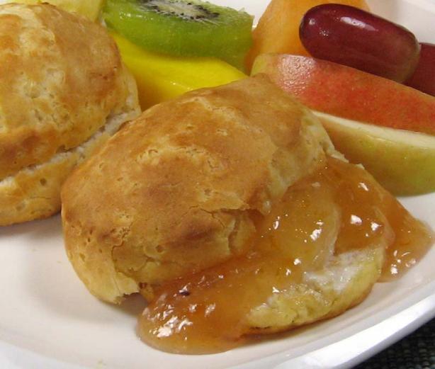 Gingery Pear Jam